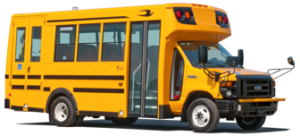 Adapted buses and minibuses